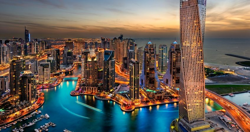 """Crypto valley"" in Dubai"