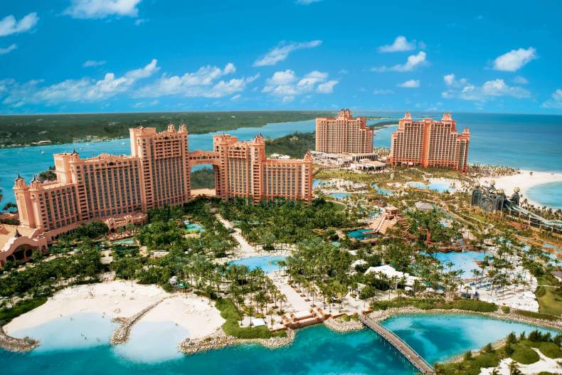 Регистрация компании на Багамских островах