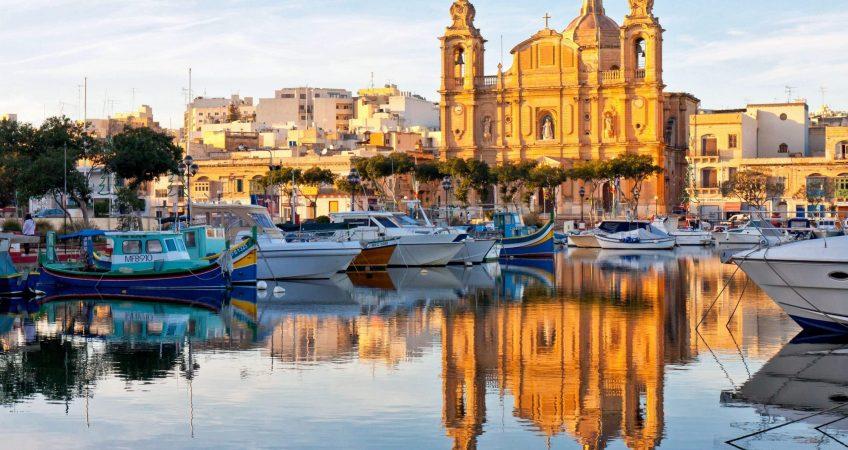 Подоходный налог на Мальте