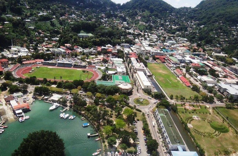 Official liquidation of a company in the Seychelles