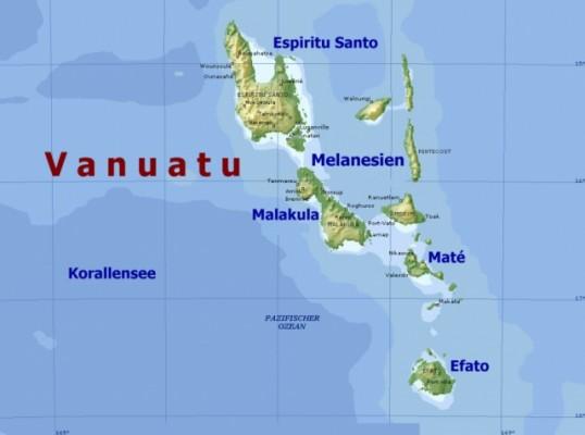 Правовое заключение на Вануату